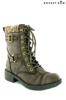 Rocket Dog Thunder Lace-up Ankle Boot