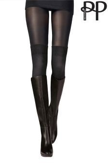 Pretty Polly Secret Sock Tights