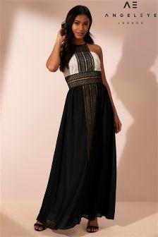 Angeleye Lace Maxi Dress