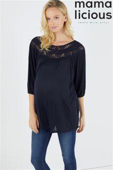 Mamalicious Maternity Jersey Top