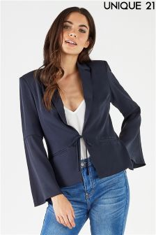 Unique 21 Flared Blazer