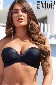 Pour Moi Jet Set Strapless Padded Top