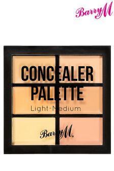 Barry M Concealer Palette Light- Medium