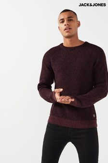 Sweter z okrągłym dekoltem Jack & Jones Originals