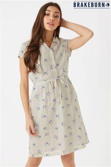 Brakeburn Swallows Tea Dress