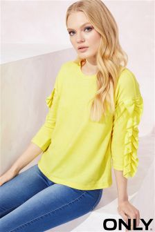 Only Ruffle Jumper