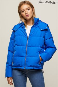 Miss Selfridge Oversize Hooded Padded Jacket