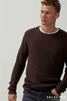 Selected Homme Crew Neck Jumper