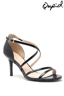 Qupid Strappy Sandals