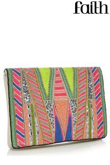 Faith Francine Clutch Bag
