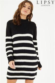 Lipsy Striped Tunic Dress