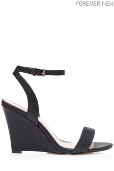Forever New Ankle Strap Wedges