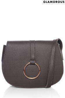 Glamorous Ring Saddle Bag