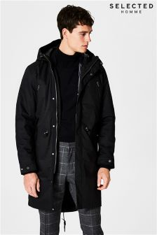 Selected Homme Parka Coat