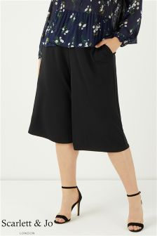 Scarlett & Jo Betty Crop Trousers