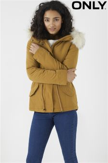 Only Lucca Short Parka Jacket