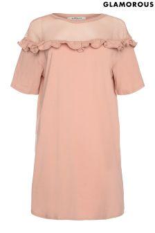 Glamorous Curve T-Shirt Dress