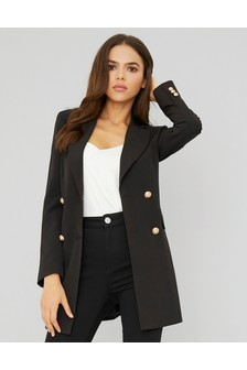 Lipsy Long Line tailored Blazer