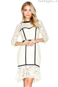 Paper Dolls Soft Lace Dress