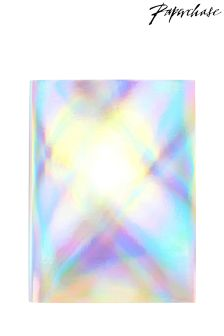 Paperchase Iridescent Notebook