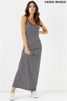 Vero Moda Stripe Maxi Dress