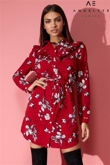 Angeleye Shirt Dress