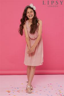 Lipsy Clara Sweetheart Prom Dress