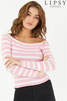 Lipsy Stripe Jumper