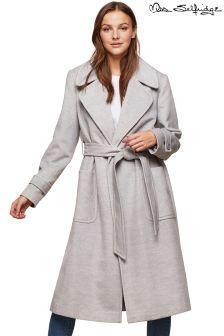 Пальто с запахом Miss Selfridge