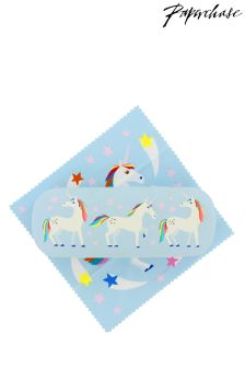 Paperchase Unicorn Star Glasses Case