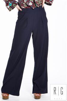 Spodnie z szerokimi nogawkami Rage