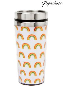 Paperchase Rainbow Insulated Cup