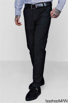 Boohoo Man Skinny Fit Suit Trouser