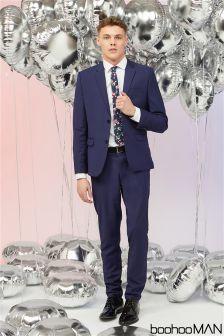 Boohoo Man Skinny Fit Suit Trousers