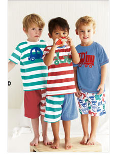 Young Boys Nightwear