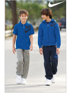 Boys Branded &amp; Sports