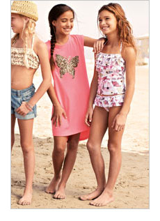 Older Girls Swimwear