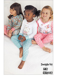 Young Girls Nightwear