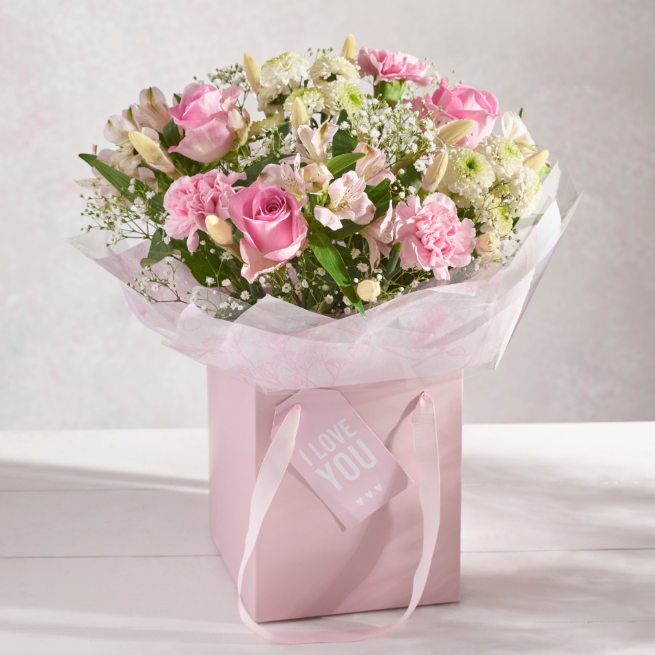 Mum I Love You Gift Bag
