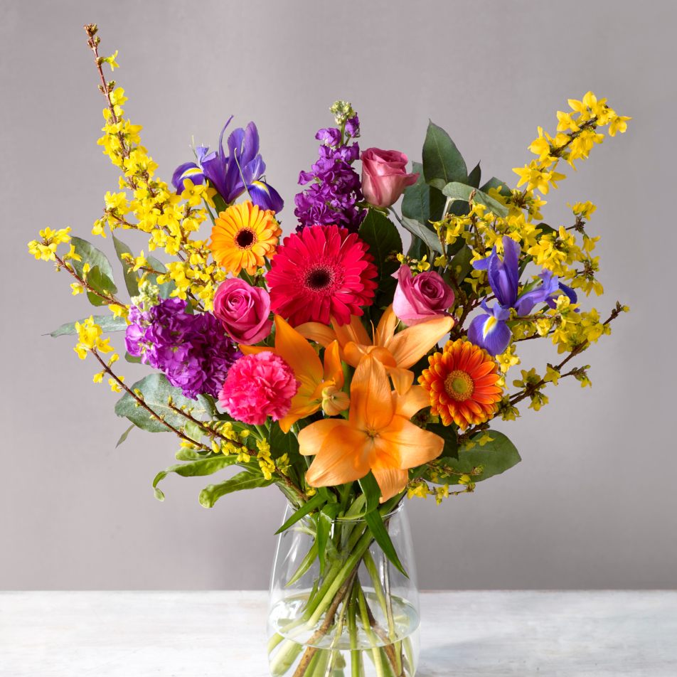 Harlequin Bouquet