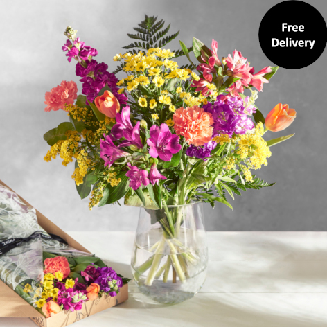 Flower Gift Bundles