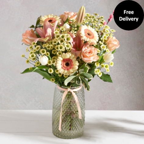 February Vase of the Month
