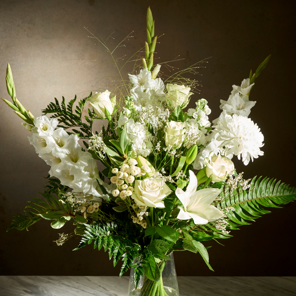 Next flowers and gift cards delivered next day luxury white luxury white bouquet izmirmasajfo