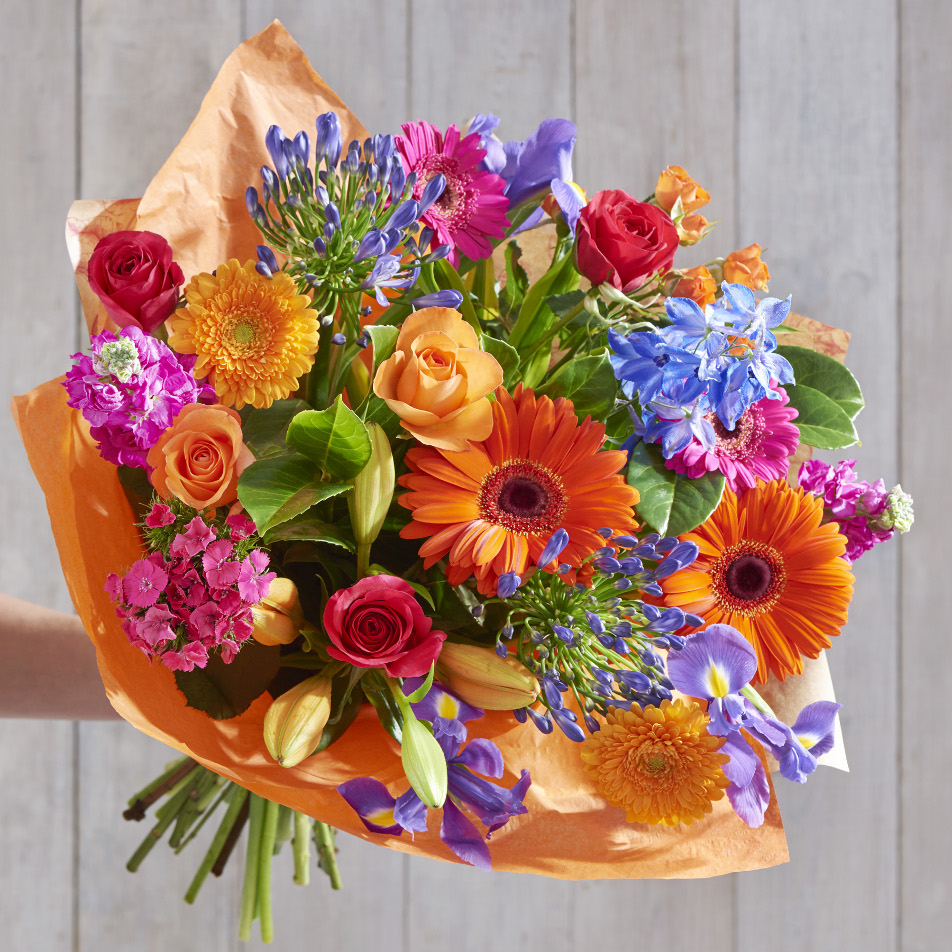 Kaleidoscope Bouquet Large