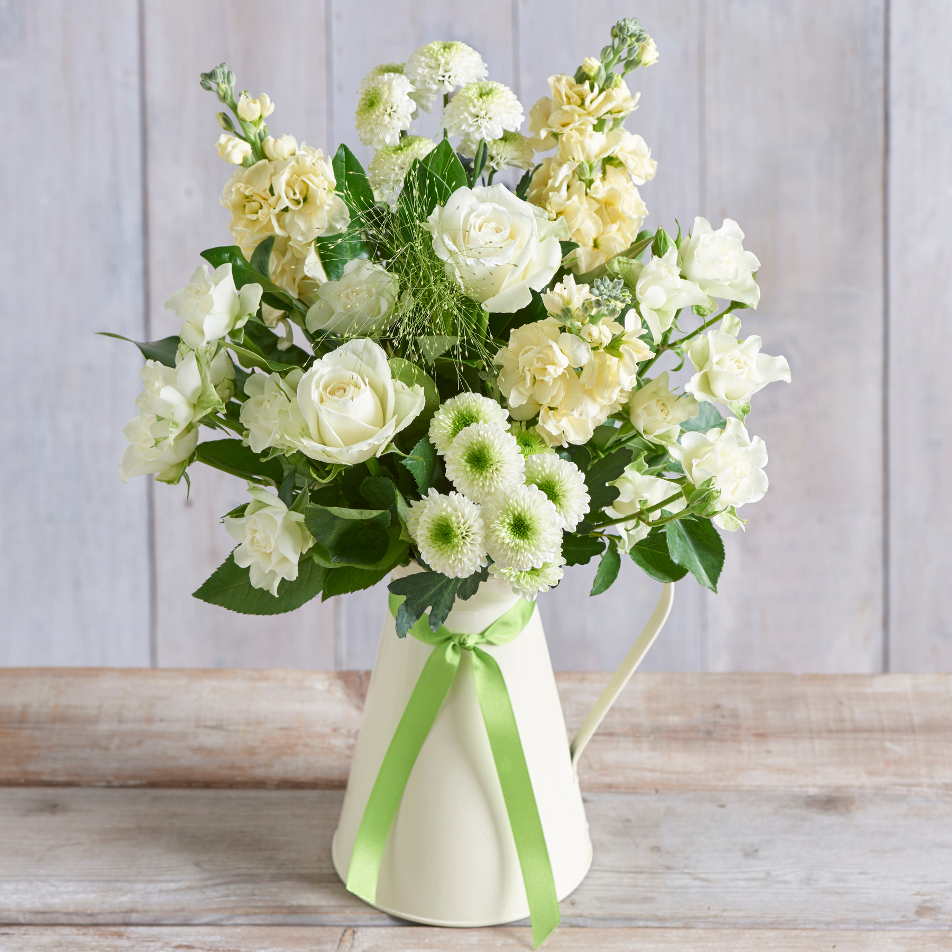 Next flowers and gift cards delivered next day vanilla jug with vanilla jug izmirmasajfo
