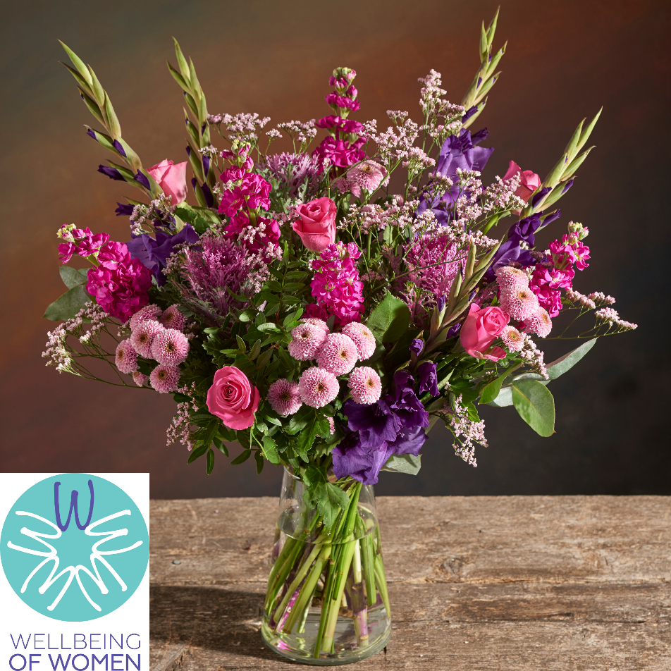 October Bouquet of the Month XL