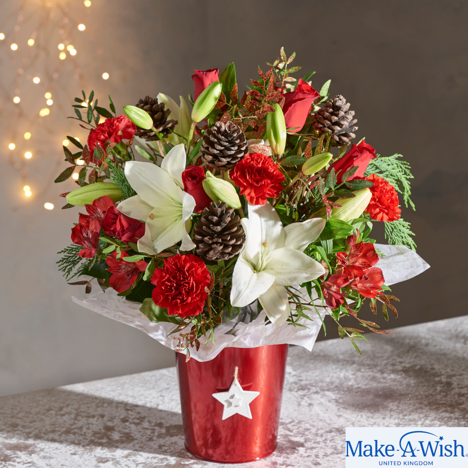 December Bouquet of the Month Large