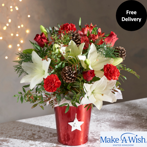 December Bouquet of the Month