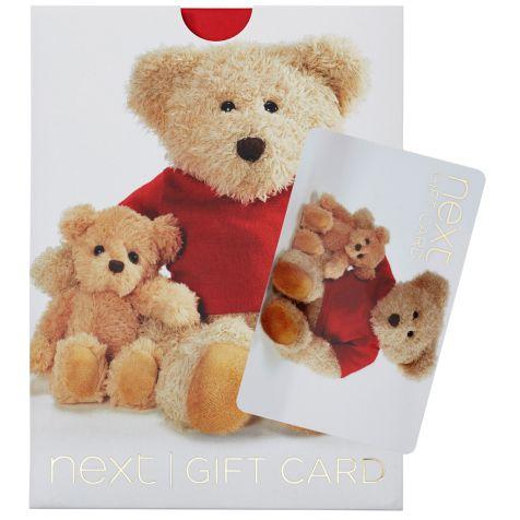 Teddy & Baby Teddy Gift Card