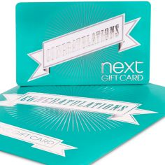 Congratulations Teal Gift Card